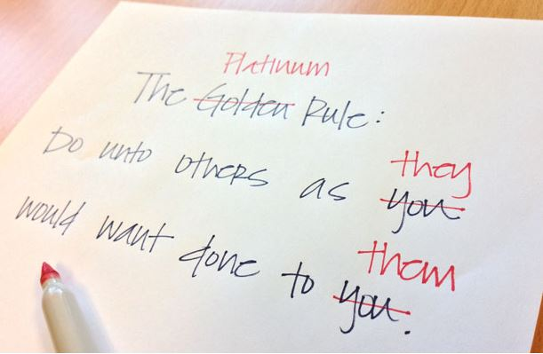 The Platinum Rule in HR and Leadership Development, image